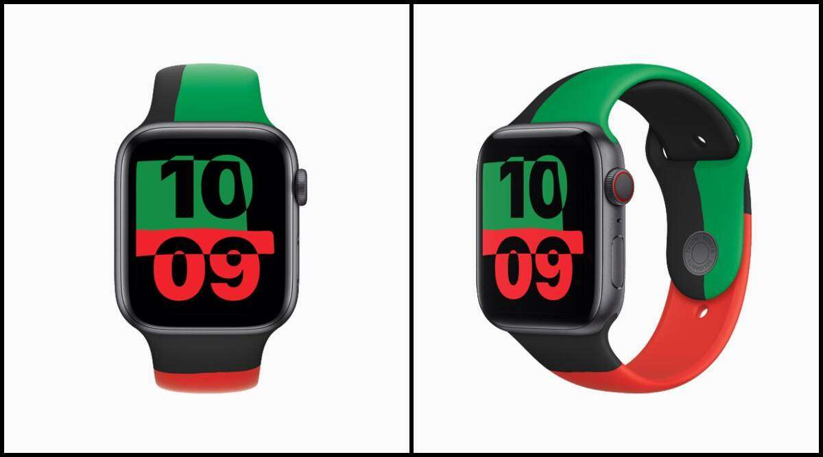 Apple Releasing Limited-Edition Black Unity Apple Watch Series 6!! Tap to Know More !!